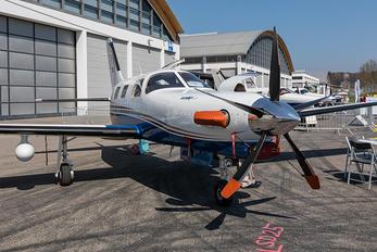 HB-PSK - Private Piper PA-46 Malibu Meridian / Jetprop DLX