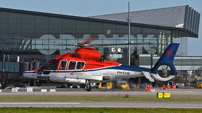 PH-EUB - CHC Netherlands Eurocopter EC155 Dauphin (all models)