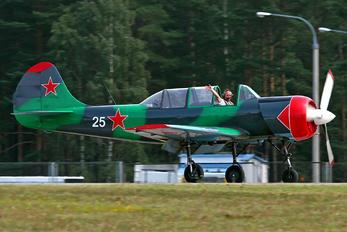 25 - Belarus - DOSAAF Yakovlev Yak-52