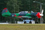 25 - Belarus - DOSAAF Yakovlev Yak-52 aircraft