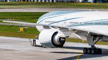 VP-CAL - Aviation Link Boeing 777-200LR aircraft