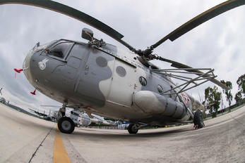 1709 - Mexico - Air Force Mil Mi-17-1V
