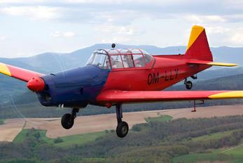 OM-LLY - Aeroklub Spišská Nová Ves Zlín Aircraft Z-226 (all models)