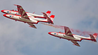 7 - Poland - Air Force: White & Red Iskras PZL TS-11 Iskra