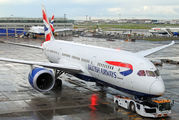 G-ZBJB - British Airways Boeing 787-8 Dreamliner aircraft
