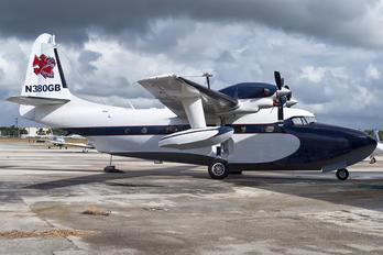 N380GB - Private Grumman G-111 Albatross