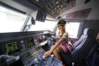 VP-BRV - Buta Airways Embraer ERJ-190 (190-100)