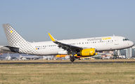 EC-LVT - Vueling Airlines Airbus A320 aircraft