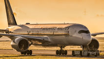 9V-SMJ - Singapore Airlines Airbus A350-900 aircraft