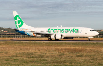 PH-HSR - Transavia Boeing 737-800