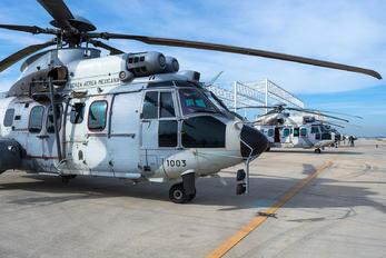 1003 - Mexico - Air Force Eurocopter EC725 Caracal