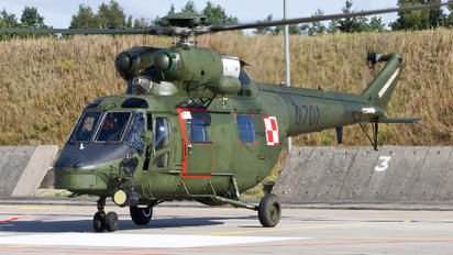 0701 - Poland - Air Force PZL W-3 Sokol