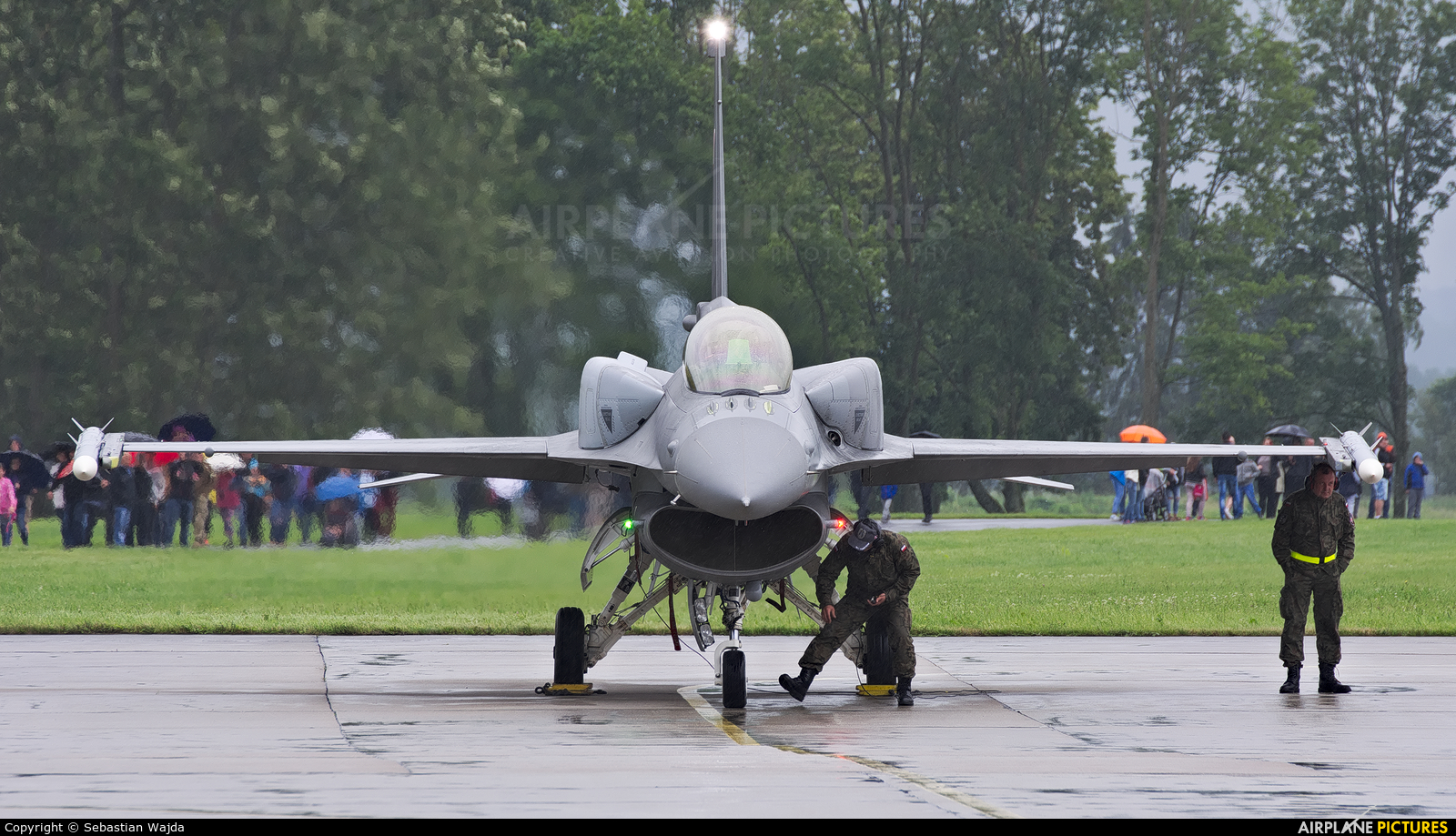 Poland - Air Force 4047 aircraft at Świdwin