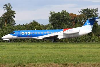 G-RJXK - BMI Regional Embraer ERJ-135