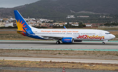 G-JZHM - Jet2 Boeing 737-800