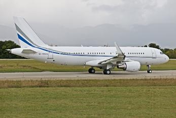 M-YBUS - Private Airbus A320 CJ