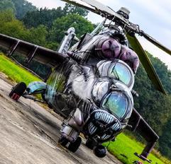 3366 - Czech - Air Force Mil Mi-24 SuperHind Mk.III
