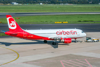 D-ABDZ - Air Berlin Airbus A320