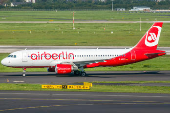 D-ABFC - Air Berlin Airbus A320