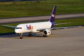 N917FD - FedEx Federal Express Boeing 757-200F