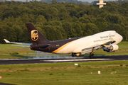 N573UP - UPS - United Parcel Service Boeing 747-400F, ERF aircraft