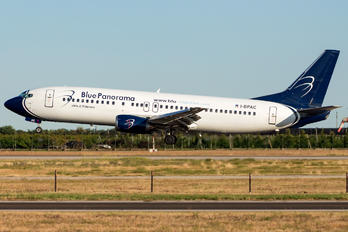 I-BPAC - Blue Panorama Airlines Boeing 737-400