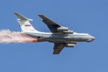 RF-76714 - Russia - Air Force Ilyushin Il-76 (all models)