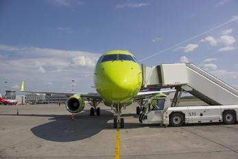 VQ-BYB - S7 Airlines Embraer ERJ-170 (170-100)