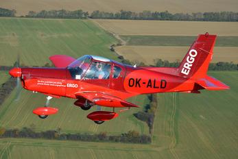 OK-ALD - Blue Sky Service Zlín Aircraft Z-42M