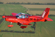OK-ALD - Blue Sky Service Zlín Aircraft Z-42M aircraft