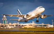 F-GPMC - Air France Airbus A319 aircraft