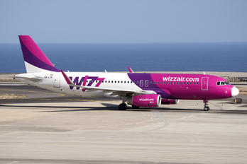 HA-LYE - Wizz Air Airbus A320