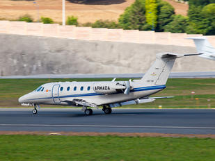 U.21-01 - Spain - Navy Cessna 650 Citation VII
