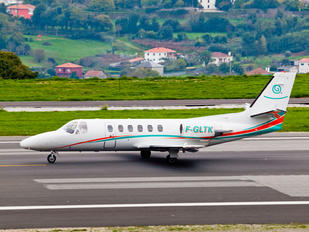 F-GLTK - Private Cessna 550 Citation II