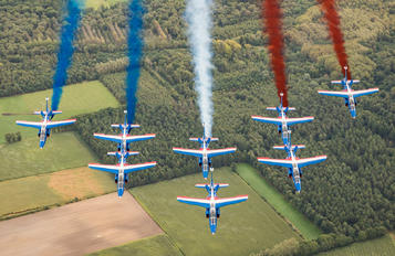 """E31 - France - Air Force """"Patrouille de France"""" Dassault - Dornier Alpha Jet E"""