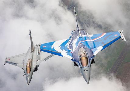 #1 France - Air Force Dassault Rafale C 4-GL taken by Amit.A