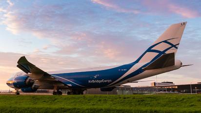 VQ-BLR - Air Bridge Cargo Boeing 747-8F