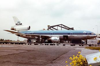 PH-DTE - KLM McDonnell Douglas DC-10-30