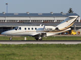 LZ-DIN - Private Cessna 525 CitationJet aircraft