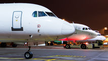 HB-JVG - Helvetic Airways Fokker 100 aircraft