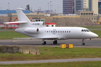 G-ECHB - TAG Aviation Dassault Falcon 900 series