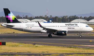 XA-VLF - Volaris Airbus A320