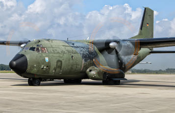 50+17 - Germany - Air Force Transall C-160D