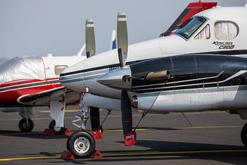 OK-SIL - Private Beechcraft 90 King Air