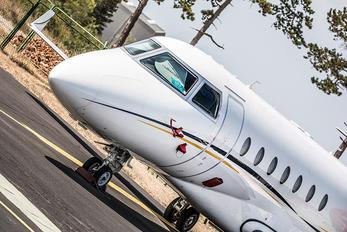 OE-HSN - Private Gulfstream Aerospace G200