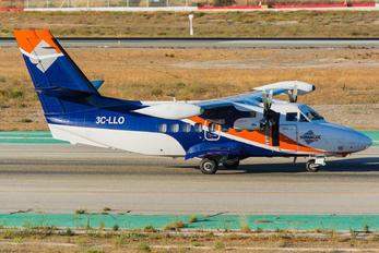 3C-LLO - Somagec LET L-410 Turbolet