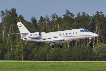 OE-GAS - Private Gulfstream Aerospace G150