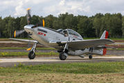 PH-VDF - Private North American TF-51D Mustang aircraft