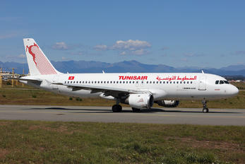 TS-IMF - Tunisair Airbus A320