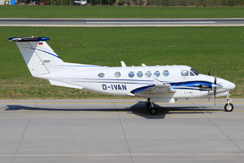 D-IVAN - Air Hamburg Beechcraft 200 King Air